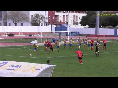 Resumen del partido Isla Cristina FC vs AD Cartaya