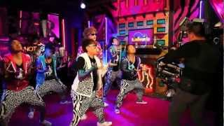 Quest Crew: Behind the Scenes - Sorry for Party Rocking Day 1