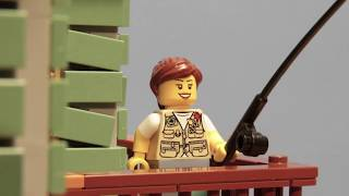 Fishing can be a tricky skill to master for some. Luckily, catching the @LEGO Ideas Facebook Live on August 23rd with fan designer Robert Bontenbal is very easy. Fish for more details here: http://lego.build/IdeasFishingStore