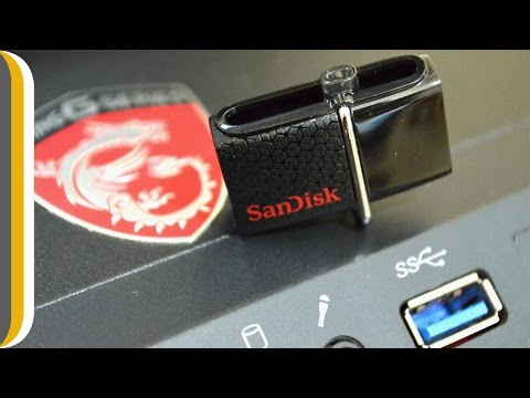 SanDisk Ultra Dual USB Drive 3.0, 32GB, USB - OTG Pendrive REVIEW by Ur IndianConsumer