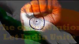 Let Parliament Work Let India Unite V3