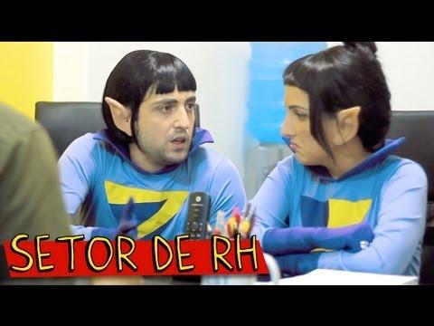 SETOR DE RH - SUPERGÊMEOS