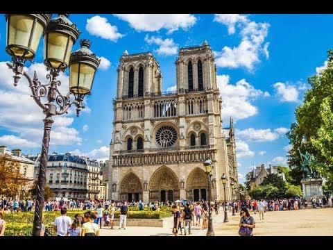 Vẻ đẹp tuyệt vời của Nhà thờ Đức Bà Paris trước vụ cháy @ vcloz.com