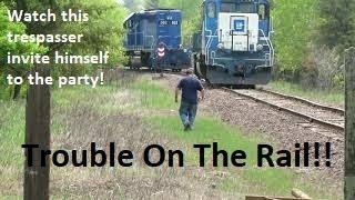 Video TROUBLE ON THE TRACKS? | Jason Asselin MP3, 3GP, MP4, WEBM, AVI, FLV Juni 2019