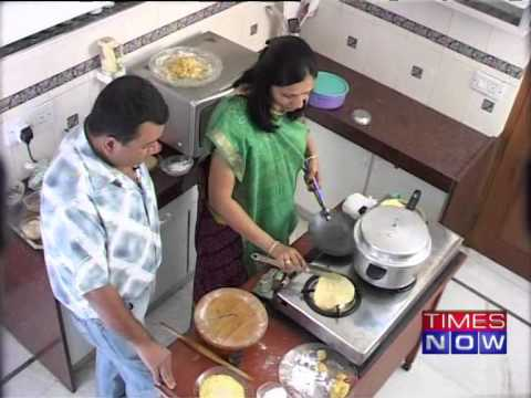 The taste of Traditional Gujarati Food part -1