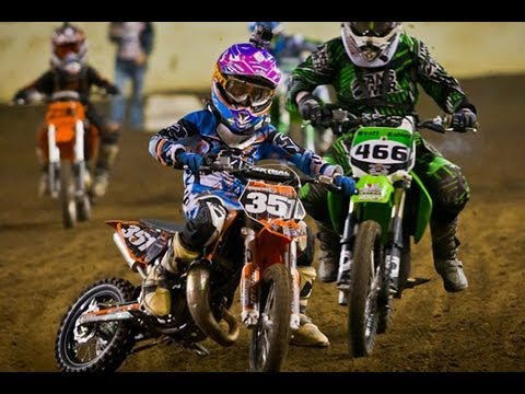 MXPTV - MXPTV showcases some of the highlights and lowlights of the Motorama Arenacross in Harrisburg, PA featuring riders Jack Rogers, Carson Cahill, Lowell Spangle...
