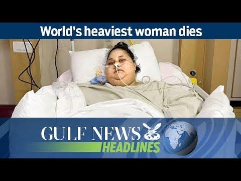 World's heaviest woman dies - GN Headlines