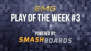 Super Smash Bros. Play of the Week : Episode 3