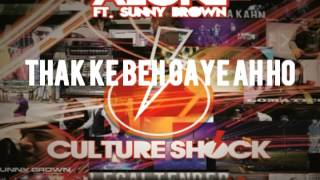 CULTURE SHOCK - KALEYAN (Alone) ft. SUNNY BROWN - 2.5 LEGALTENDER