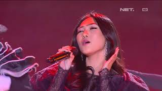 Video Isyana Sarasvati Ft  Gamaliel - Terpesona I ICA 5.0 NET MP3, 3GP, MP4, WEBM, AVI, FLV April 2019