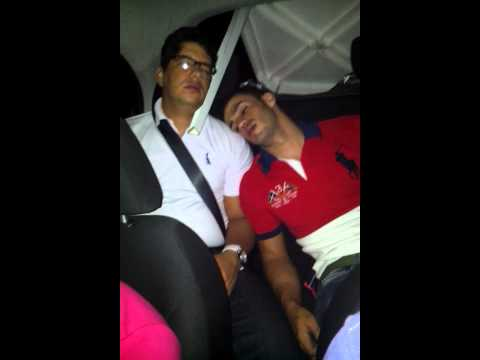 Volta pra casa depois da festa de Barra de Santana