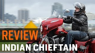 7. Indian Chieftain Elite Review at RevZilla.com