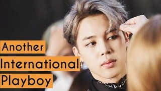 Video Another International Playboy of BTS, PARK JIMIN! 🔥🔥🔥 (re-upload) MP3, 3GP, MP4, WEBM, AVI, FLV Maret 2018