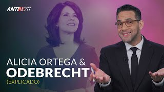 Alicia Ortega y ODEBRECHT (Explicado) – #Antinoti Julio 04, 2019