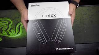 Sennheiser Massdrop HD 6XX Unboxing
