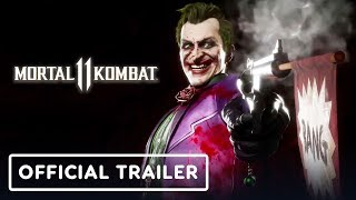 Mortal Kombat 11 - The Joker Official Gameplay Trailer by IGN