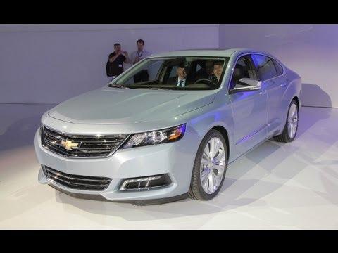 Chevrolet  2014 Chevrolet Impala @ 2012 New York Auto Show