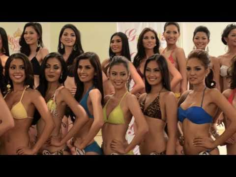 Binibining Pilipinas Official Candidates 2011
