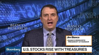 Yield Curve Telling a Different Message Than Stock Market, Bianco Says