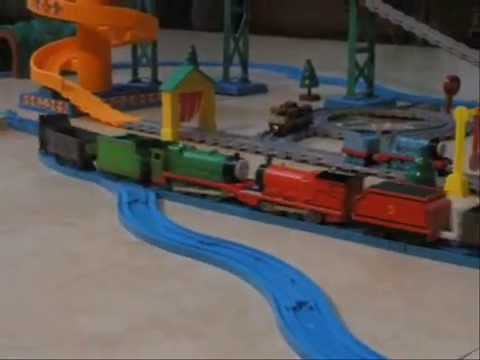 Thomas The Tank Engine - Accidents Can Happen