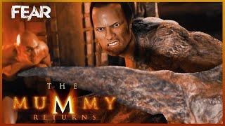 The Scorpion King  VS The Mummy | The Mummy Returns