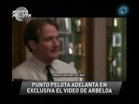 VIDEO  MOTIVACION  DE  ARBELOA   A LA  SELECION  ANTE  ALEMANIA