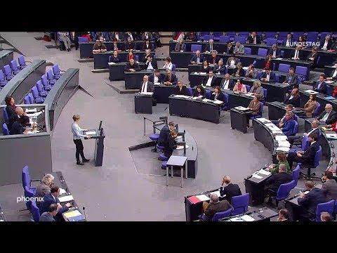 Bundestag: Debatte zum deutsch-französischen Parlamentsabkommen am 20.03.19