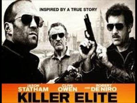 فيلم الأكشن القاتل المأجور  killer Elite  كامل مترجم  جودة عالية