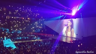 Ariana Grande - One Last Time (HD) Manchester Dangerous Woman Tour 22.5.17 | Samantha Barlow Video