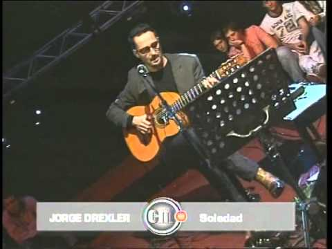 Jorge Drexler video Soledad - CM Vivo 2007