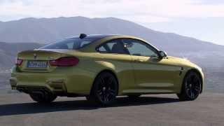Yeni BMW M4 Coupe dış tasarım ve detaylar video // ototest.tv
