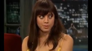 Video Aubrey Plaza is really WEIRD and...AWKWARD. I love it! MP3, 3GP, MP4, WEBM, AVI, FLV Juli 2019