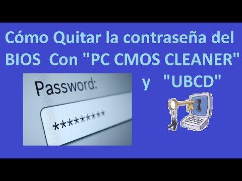 Cómo Quitar el Password del BIOS con