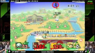 [Brawl] Some of the most clutch play I've ever seen in any doubles match (ESAM+MVD vs FOW+MJG)