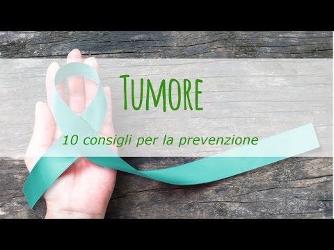 10 consigli per la prevenzione dei tumori