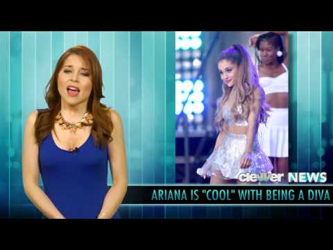 Ariana Grande Cool With Being A Diva!?