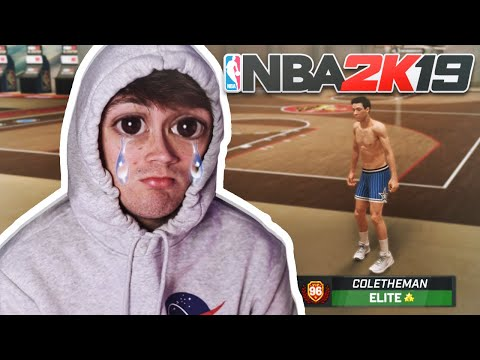 i returned to NBA 2K19 for the very last time...
