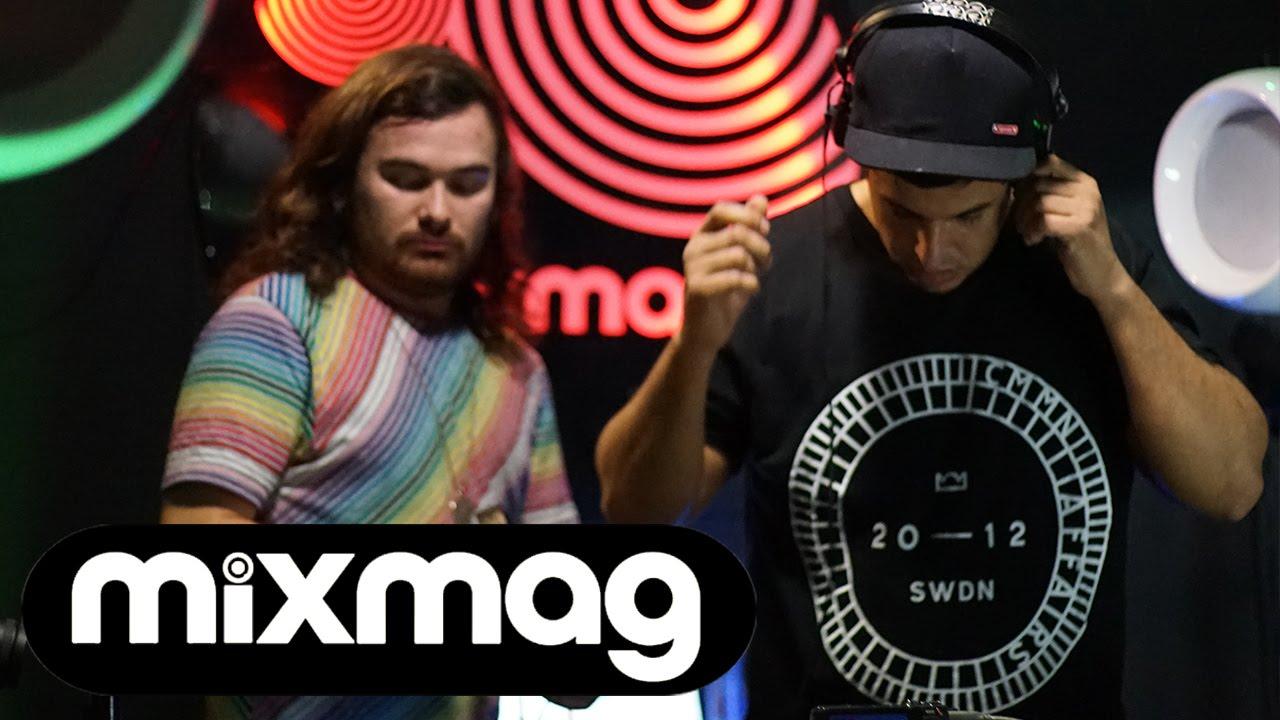Patrick Topping, wAFF & Richy Ahmed - Live @ Mixmag Lab LDN 2014