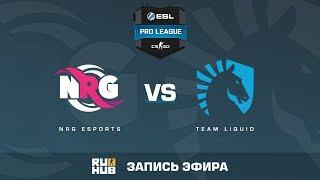 NRG Esports vs. Team Liquid - ESL Pro League S5 - de_mirage [CrystalMay, SleepSomeWhile]