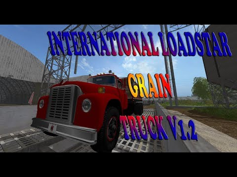 International Loadstar Grain Truck v1.2