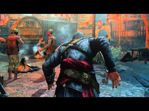 preview-Assassin\'s Creed: Revelations \'2011 Gamescom Gameplay\' Trailer (GameZoneOnline)