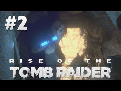 [GEJMR] Rise of the Tomb Raider - EP 2 - Hrobka