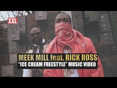 Meek Mill Ft. Rick Ross  - Ice Cream (Freestyle)