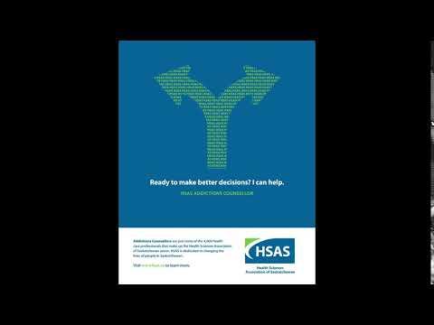 HSAS Addictions Counsellor