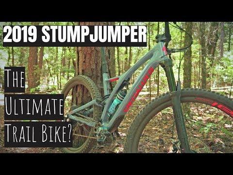 2019 Specialized Stumpjumper Review | Best New Mountain Bike? (видео)