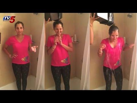 Ice Bucket Challenge | Sania Mirza,Bipasha Basu,Anushka Sharma
