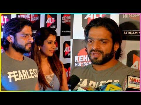 Karan Patel And Ankita Bhargava Talk About Working