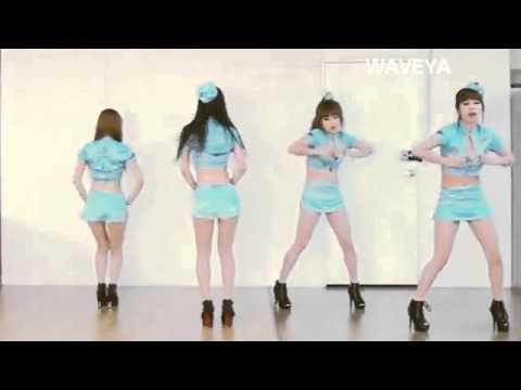 신동의 심심타파 - T-ara N4 Areum  Freestyle Rap - 티아라엔.mp(40) (видео)