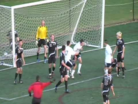 Video Highlights Nov. 7, 2009: Yale Men's Soccer vs Brown