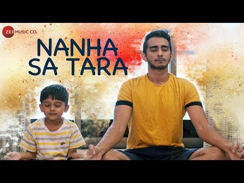 Nanha Sa Tara - Music Video | Akshay Jha, Aryaman